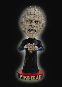 Hellraiser pinhead  20 cm headknocker