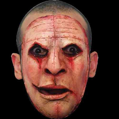Gory latex horror mask (no.1) - Halloween mask