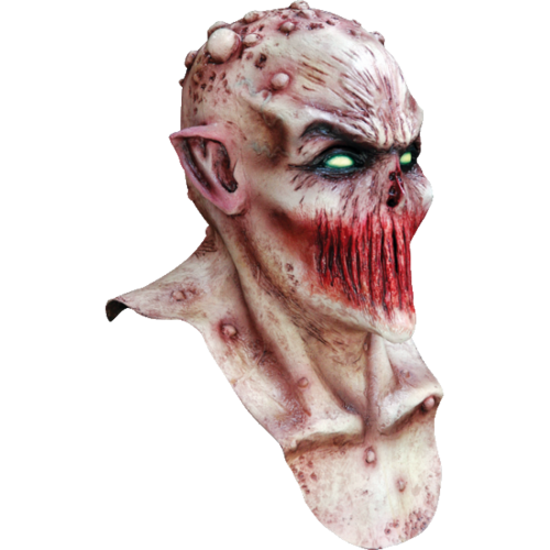 Deadly silence collectors horror mask - Halloween