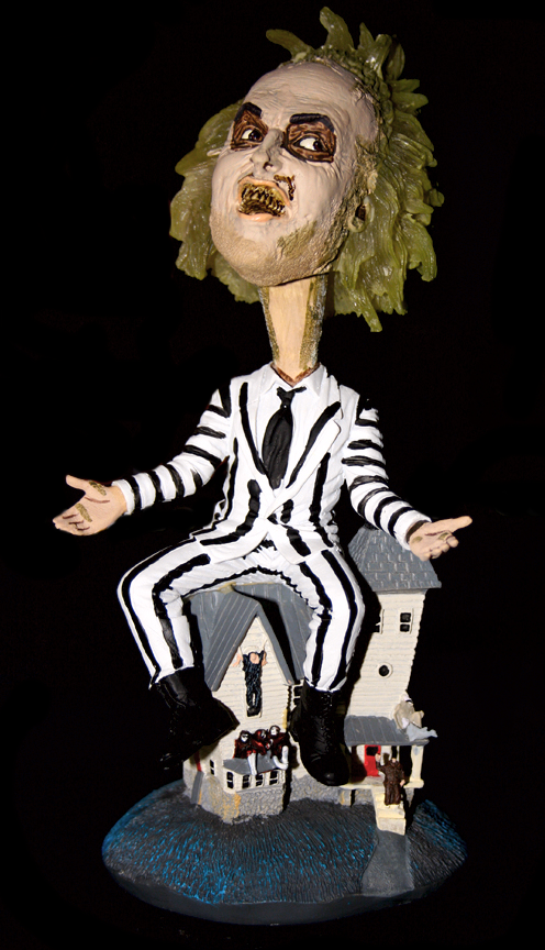 Beetlejuice - Headknocker