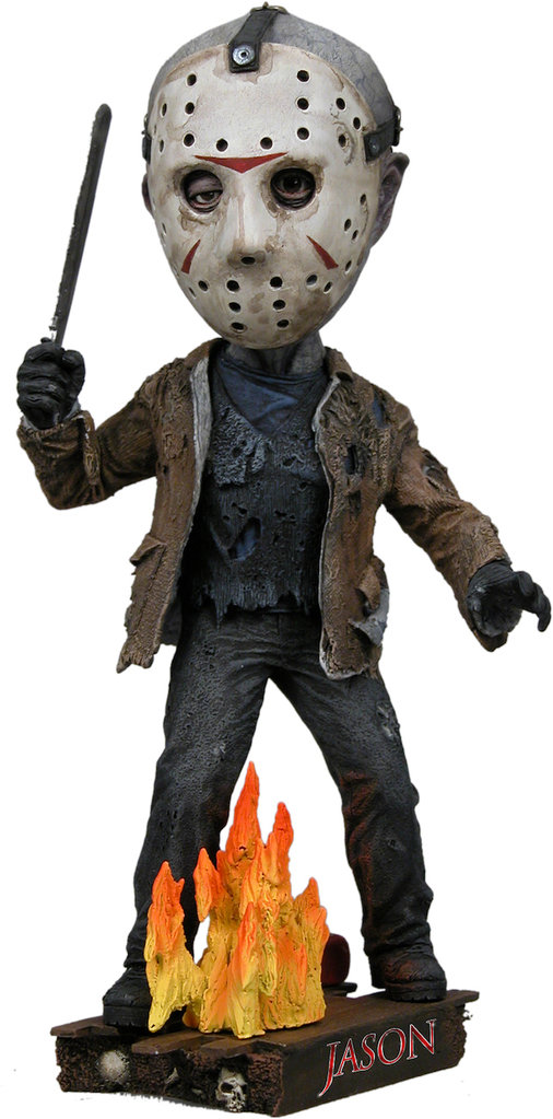 Jason Voorhees Head Knocker bobblehead
