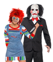 Halloween Horror Costumes