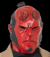 Hellboy Mask Golden Army