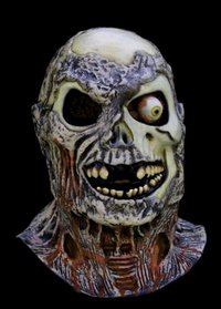 One eye zombie horror mask - Halloween