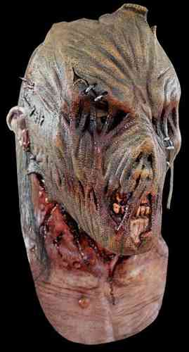 Demon scarecrow zombie Horror Mask - Halloween