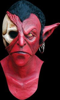 Iblis the devil horror mask - Halloween