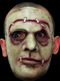 Gory latex horror mask no.7 - Halloween
