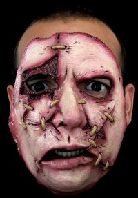 Gory latex horror mask no.18 - Halloween