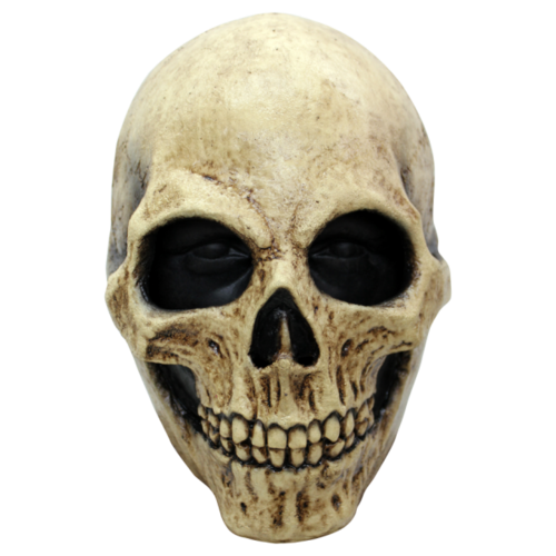 Skull skeleton horror mask - Halloween