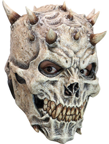 Spikes skull skeleton horror mask - Halloween
