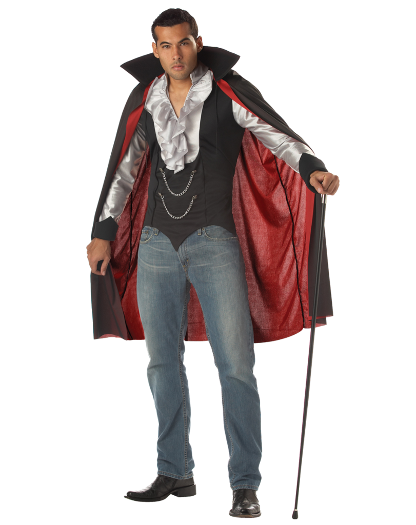 Vampire costume Prince of darkness - Halloween