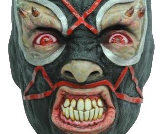 Mask of satan horror mask - Halloween
