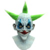 Old clown Shorty horror clown mask