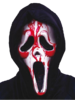 Licensed bleeding Scream mask - Halloween