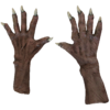 Ghoul zombie Hands gloves- Deluxe