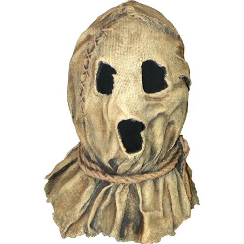Dark night of the scarecrow mask - Halloween