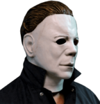 Michael Myers Halloween 2 Latex Horror-Maske