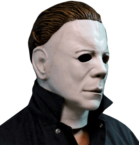 Michael Myers Halloween 2 lattice maschera di orrore