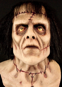 Frankensteins monster horror mask - Halloween