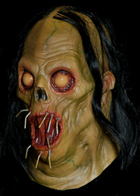 Nail mouth horror zombie mask - Halloween
