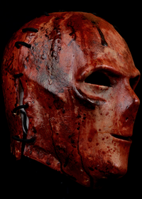 The Orphan Killer horror mask - Halloween