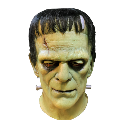 Frankenstein collectors Boris Karloff horror mask
