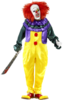 IT Clown Costume e maschera