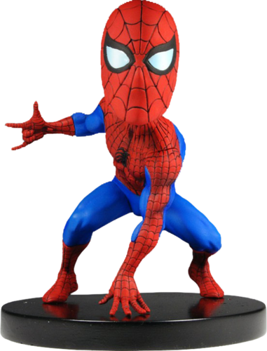 Avengers Spiderman Headknocker