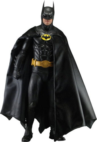 Batman 1989 Michael Keaton 1/4 Figure