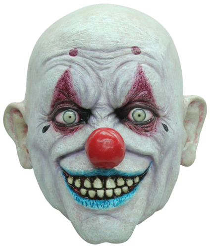 Child catcher clown horror mask - Halloween