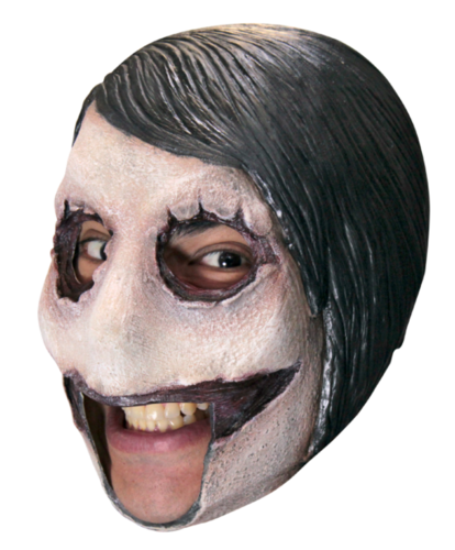 Killer Jeff chin strap horror mask - horror mask