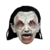 Deluxe Zombie chin strap horror mask - Halloween