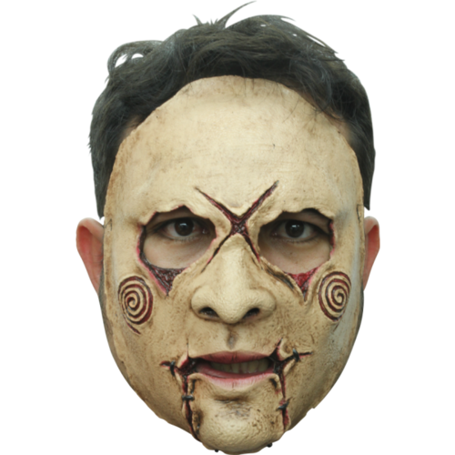 Gory latex horror mask no.20 - Halloween