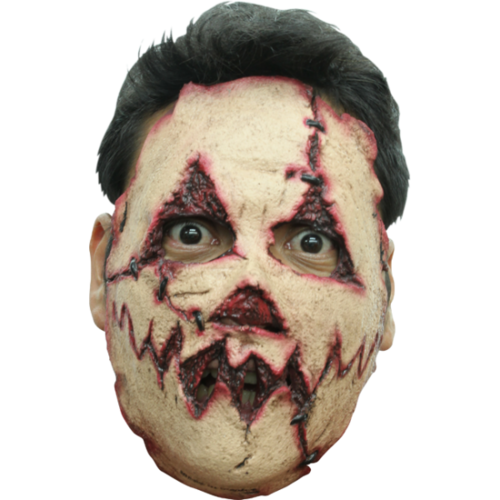 Gory latex horror mask no.21 - Halloween