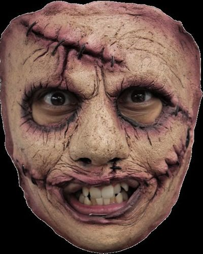 Gory latex horror mask no.33 - Halloween