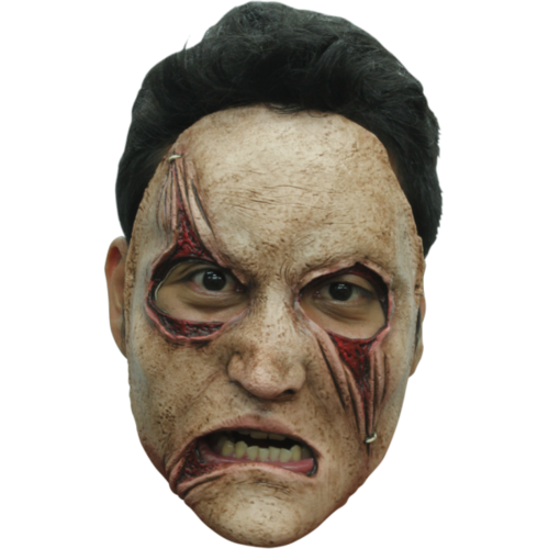 Gory latex horror mask no.24 - Halloween