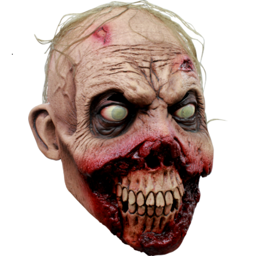 Gums scientist zombie horror mask - Halloween horror mask