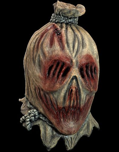 Crow beast scarecrow horror mask - Halloween