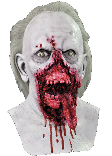 Dr Tongue day of the dead Horror mask - Halloween