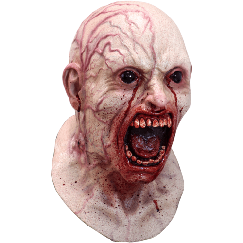 Infected Zombie walker horror mask - Halloween