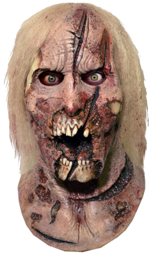 Walking Dead latex horror mask - Halloween