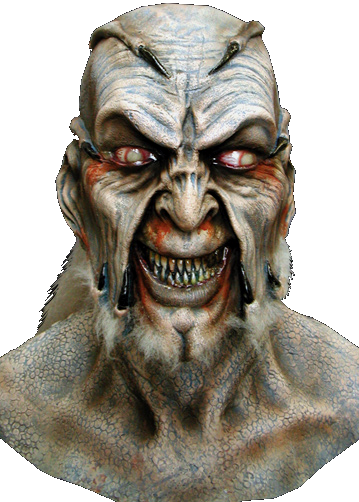 Jeepers Creepers horror mask - Halloween