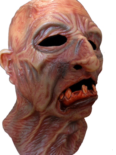 Dead zombie mask Freaking dead super soft zombie horror mask