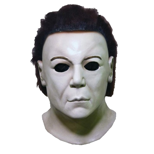 Michael Myers Mask Halloween Resurrection mask