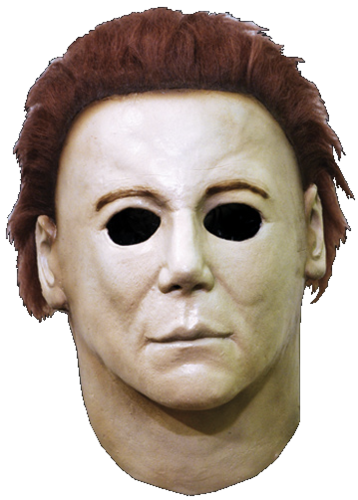 Michael Myers mask H2O - Halloween mask
