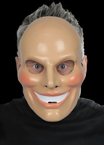 The Smiling Man purge style mask - Halloween