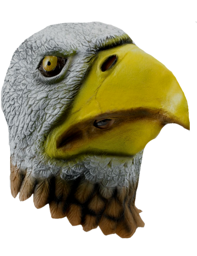 Latex Animal mask - Eagle