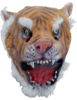 Latex Animal mask - Tiger