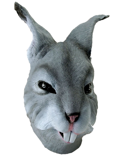 Latex Animal mask - Rabbit