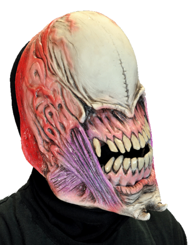 Alien Moving mouth mask - Halloween